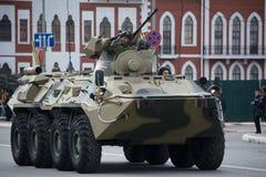 BTR-82A Imagens de Stock Royalty Free