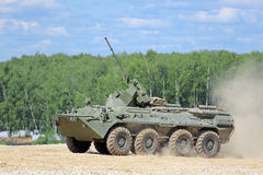 BTR-82a APC Στοκ φωτογραφίες με δικαίωμα ελεύθερης χρήσης