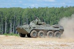 The BTR-82a APC Stock Photo
