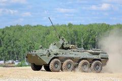 The BTR-82a APC Royalty Free Stock Photos