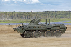BTR-82a Royalty Free Stock Photo