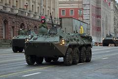 BTR-82A Royalty Free Stock Image
