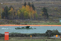 BTR-82A Stock Image