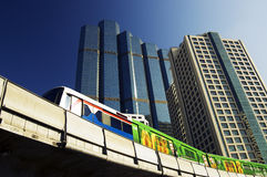 BTS Skytrain Royalty Free Stock Images