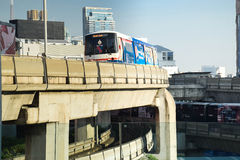 BTS Skytrain Image stock