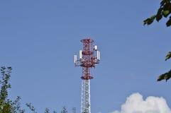 BTS telecommunications Stock Photo