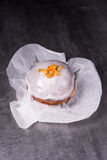 Buñuelos dulces Foto de archivo libre de regalías