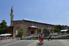 Bułgaria, Plovdiv, śródmieście zdjęcie stock