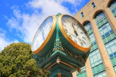BU波士顿大学入口 库存图片