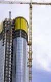 bu construction residential Arkivbilder