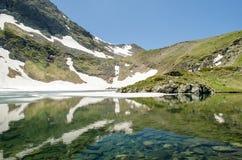 Bułgaria, siedem Rila jezior Obrazy Royalty Free