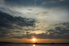 Bułgarski Czarny morze obrazy stock