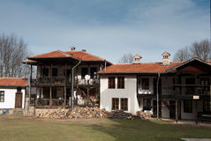 Bułgarski monaster Zdjęcie Stock
