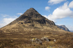Buachaille Etive Mor, Glencoe Scotland Royalty Free Stock Photos