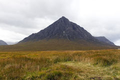 Buachaille Etive Mor, Glencoe, Scotland Royalty Free Stock Photography