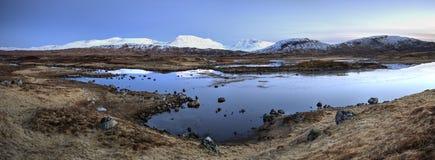Buachaille Etive Mor Scotland Royaltyfri Fotografi