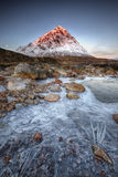 Buachaille Etive Mor Scotland Royalty Free Stock Photo
