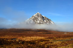 Buachaille etive more Stock Photo