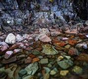 Buachialle Etive Mor. Glen Etive, Scotland. Small river Royalty Free Stock Photography