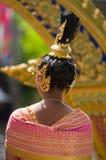 buafestivalrap thailand royaltyfri foto