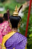 buafestivalrap thailand fotografering för bildbyråer