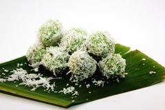 Buah Melaka , Malaysia Made Pastry. Dessert Royalty Free Stock Photos