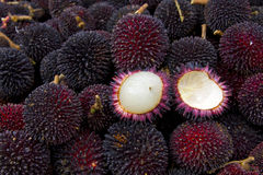 Buah Pulasan Fruit Royalty Free Stock Image