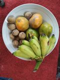 buah segar Imagem de Stock