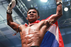 Buakaw Por.Pramuk Royalty Free Stock Photography