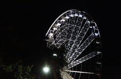 Buapest la nuit Photographie stock