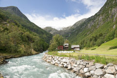 Buar Valley Royalty Free Stock Image