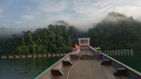 Buatiful lake suratthani royalty free stock photos