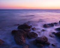 The buatiful Seascape in korea Royalty Free Stock Photography