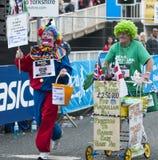 Buba großer Yorkshire Lack-Läufer 2011 Lizenzfreie Stockfotos