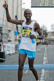 Buba großer Yorkshire Lack-Läufer 2011 Lizenzfreies Stockfoto