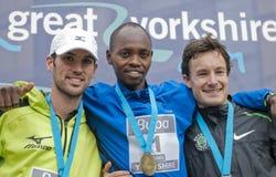 Buba großer Yorkshire Lack-Läufer 2011 Lizenzfreies Stockbild
