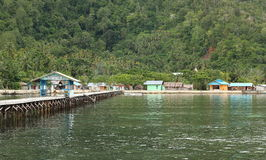 Buba jetty Stock Images