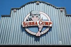 bubba gump 免版税图库摄影