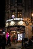 Bubba Gump garnela Co zdjęcie royalty free