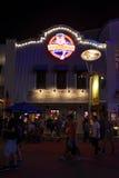 Bubba Gump restauracja, CityWalk, Orlando Obraz Royalty Free
