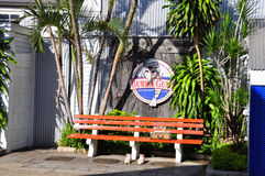 Bubba Gump's, Lahaina, Maui Royalty Free Stock Images