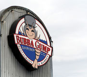 Bubba Gump Shrimp Royalty Free Stock Image