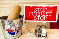 Bubba Gump Shrimp Company Royalty Free Stock Images