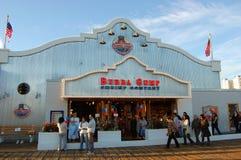 Bubba Gump Shrimp at Santa Monica, CA, USA Stock Images