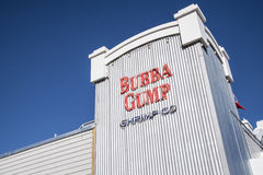 Bubba gump Royalty Free Stock Image