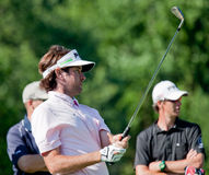 Bubba Watson at the 2011 US Open Stock Photo