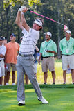 Bubba Watson am Barclays 2012 Stockfotos