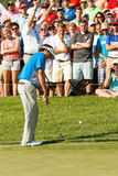 Bubba Watson at the Memorial Tournament Royalty Free Stock Image