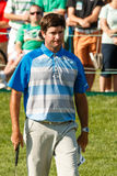 Bubba Watson at the Memorial Tournament Royalty Free Stock Images