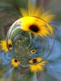 bubbla Royaltyfri Fotografi